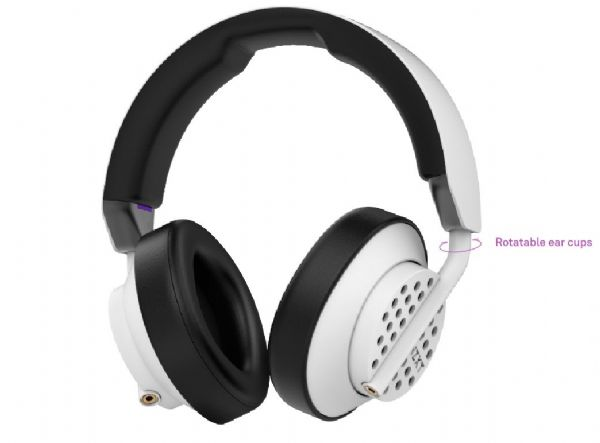 NZXT AER OPEN Wired Stero Headset White